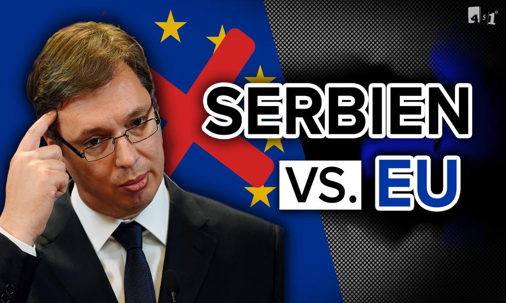Aleksandar Vučić – Serbiens Präsident zwischen West und Ost | 451 Grad