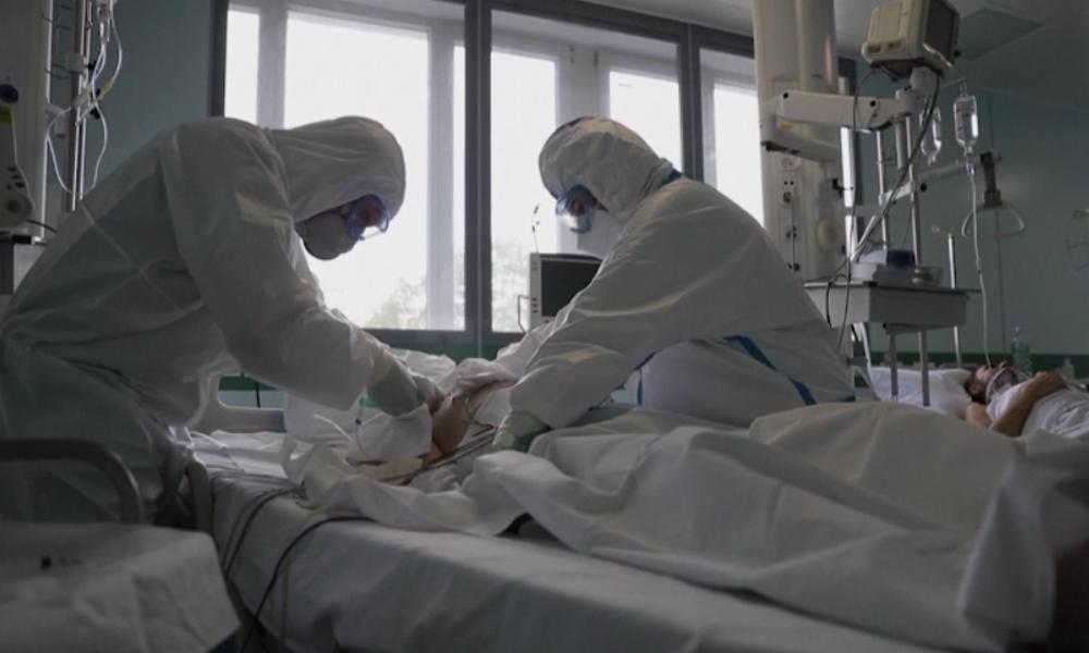 Corona-Pandemie in Russland: Arzt gewährt Einblick in Moskauer Intensivstation