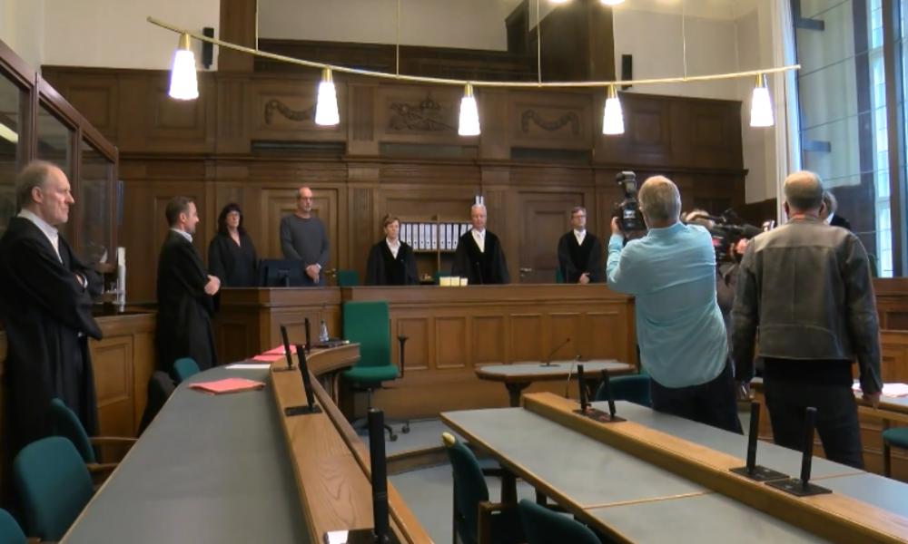 Weizsäcker-Mord: Prozessauftakt in Berlin – Angeklagter erklärt Tat mit Rache für Vietnam-Krieg