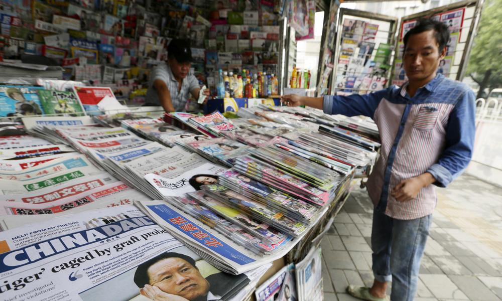 Chinesische Zeitung verspottet Australien wegen Parteinahme für USA im Corona-Streit