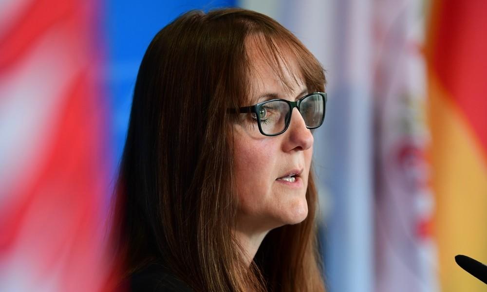 Ukrainischer Botschafter geht auf Brandenburgs Europaministerin Katrin Lange los