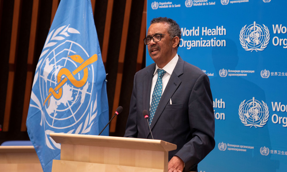 LIVE: Virtuelle Sitzung des Exekutivrates der WHO