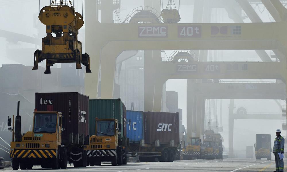 China will trotz wachsenden Konflikts an Handelsabkommen mit den USA festhalten