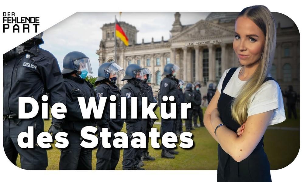 Die Renaissance des Polizeistaats? Ehem. DDR-Oppositionelle Angelika Barbe im Gespräch [DFP 78]