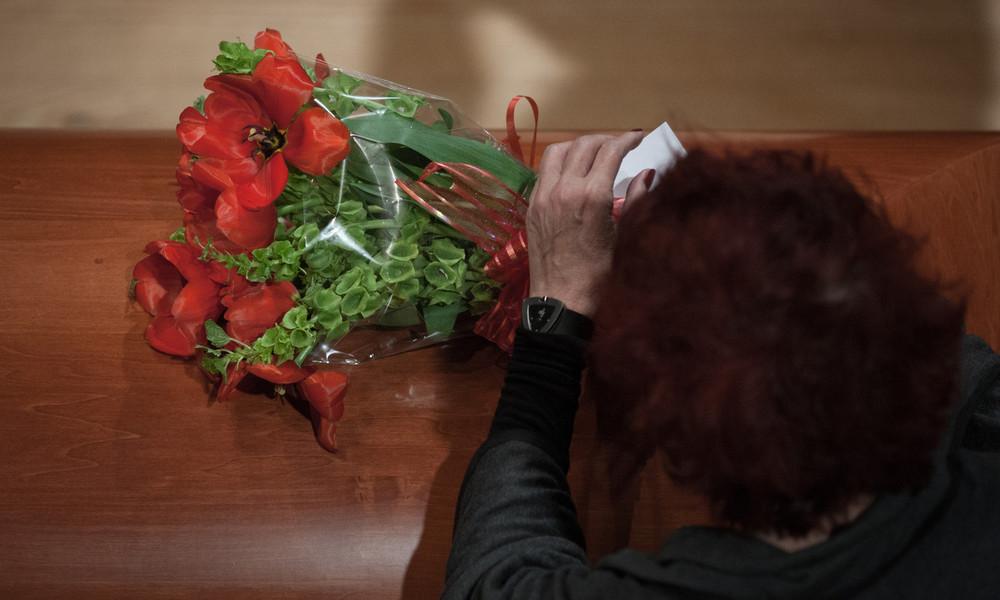 Neue Corona-Vorschriften in Sankt Petersburg: Aufbahrungen dürfen höchstens zehn Minuten dauern