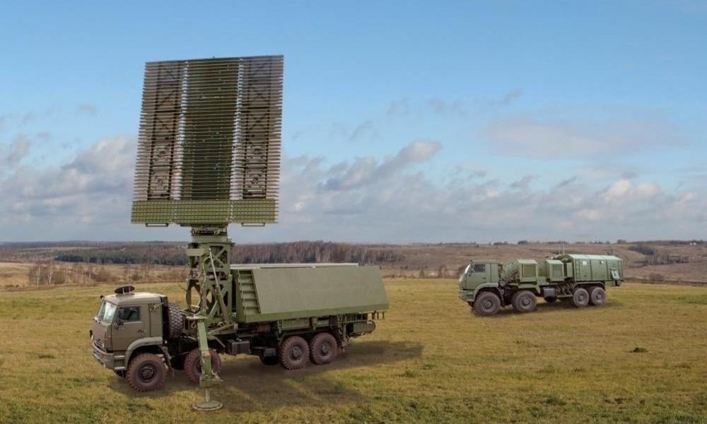Russisches Radar 59N6-TE zur Ortung von Hyperschall-Zielen steht zum Export