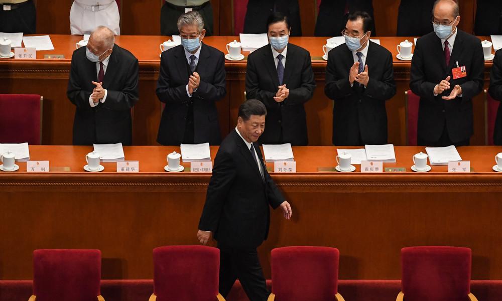 Volkskongress in Peking: Neues Sicherheitsgesetz für Hongkong geplant
