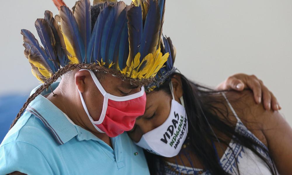Brasilien überholt Russland bei Zahl der Corona-Infektionen: Noch mehr Fälle nur in USA