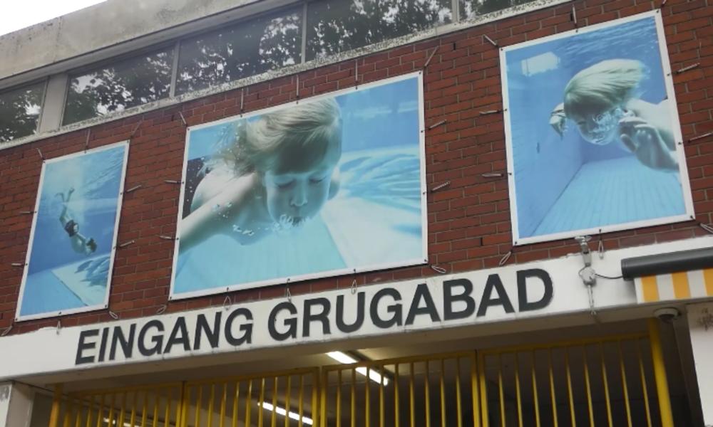 Deutschland: Essener Schwimmbad nach Abriegelung wiedereröffnet