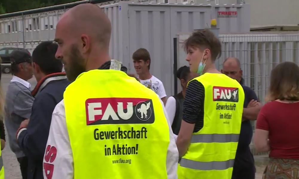 """Deutschland: Anwalt spricht von """"Fehlern"""" in Lohnzetteln von Spargelstechern"""