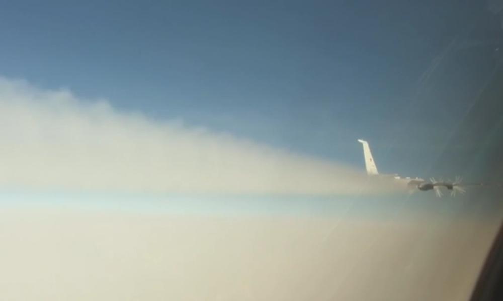 Russland: Langstrecken-U-Boot-Abwehrflugzeuge führten Flug über den Pazifischen Ozean durch