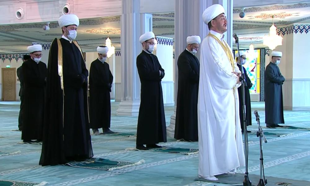Moskauer Muslime feiern Eid al-Fitr zu Hause – Erstmals Gottesdienst ohne Besucher