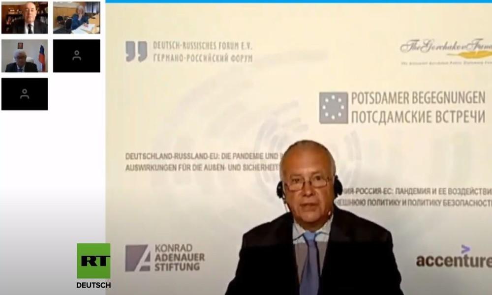 Deutschland-Russland-EU: Die Pandemie und ihre Auswirkungen für die Außen- und Sicherheitspolitik
