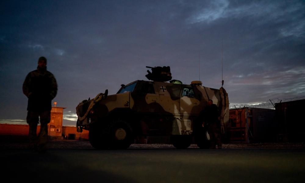 Böll-Stiftung: Grüne sollten Auslandseinsätze der Bundeswehr nicht von UN-Mandat abhängig machen