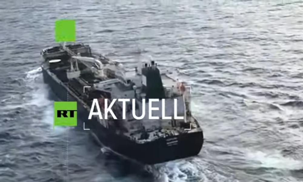 Trotz US-Drohungen: Erster iranischer Öltanker erreicht unter Militärschutz Venezuela