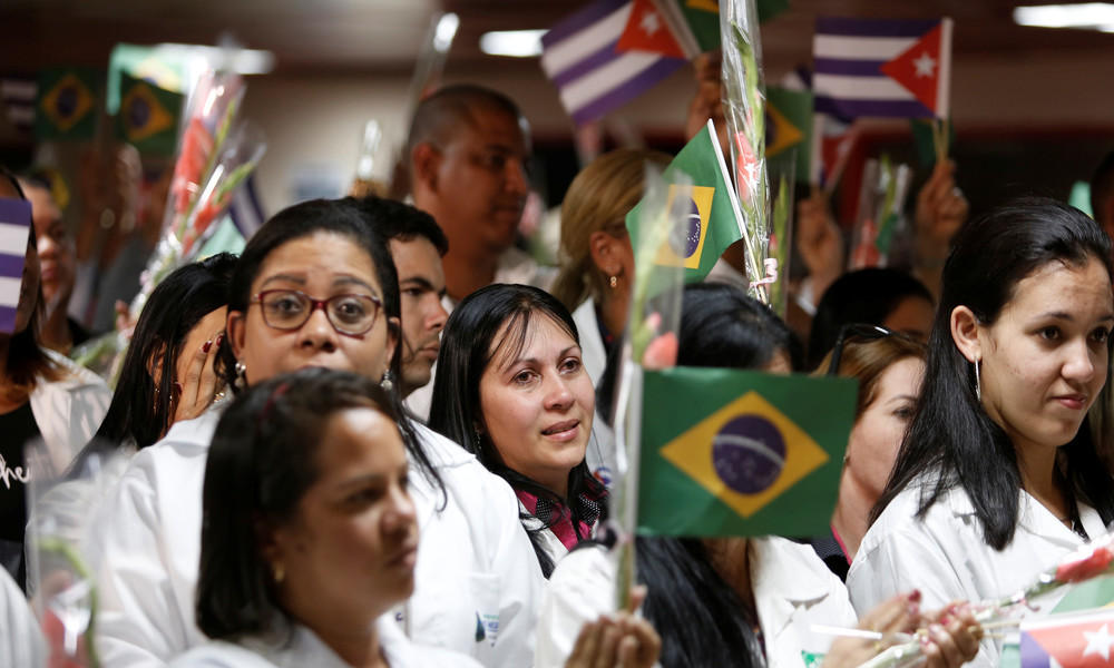 Liebe in Zeiten von Corona: Der kubanische Weg als Beispiel internationaler Solidarität
