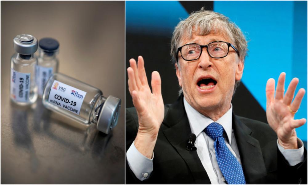 Von Gates mitgegründete Allianz spendet Millionen: US-Firma beginnt Impfversuche an Freiwilligen