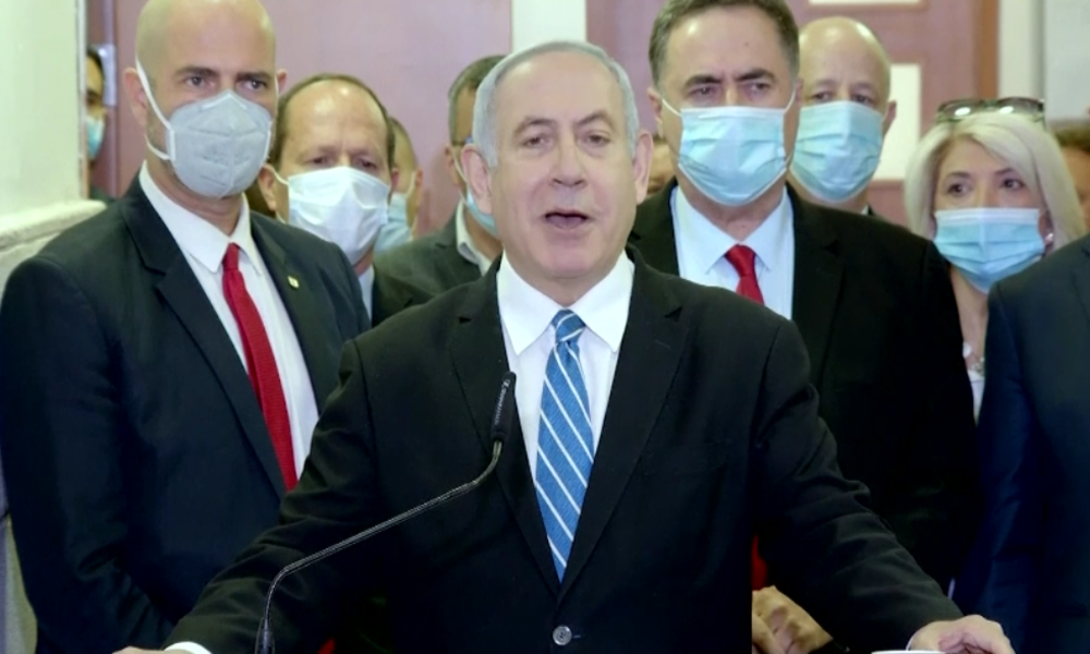 """Netanjahu vor Gericht: """"Die Linken und der Mainstream wollen mich und das rechte Lager stürzen"""""""