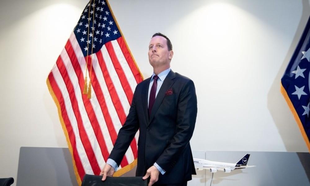 """CDU-Abgeordneter zu US-Botschafter Grenell: """"Droht uns, als ob er eine feindliche Macht vertritt"""""""