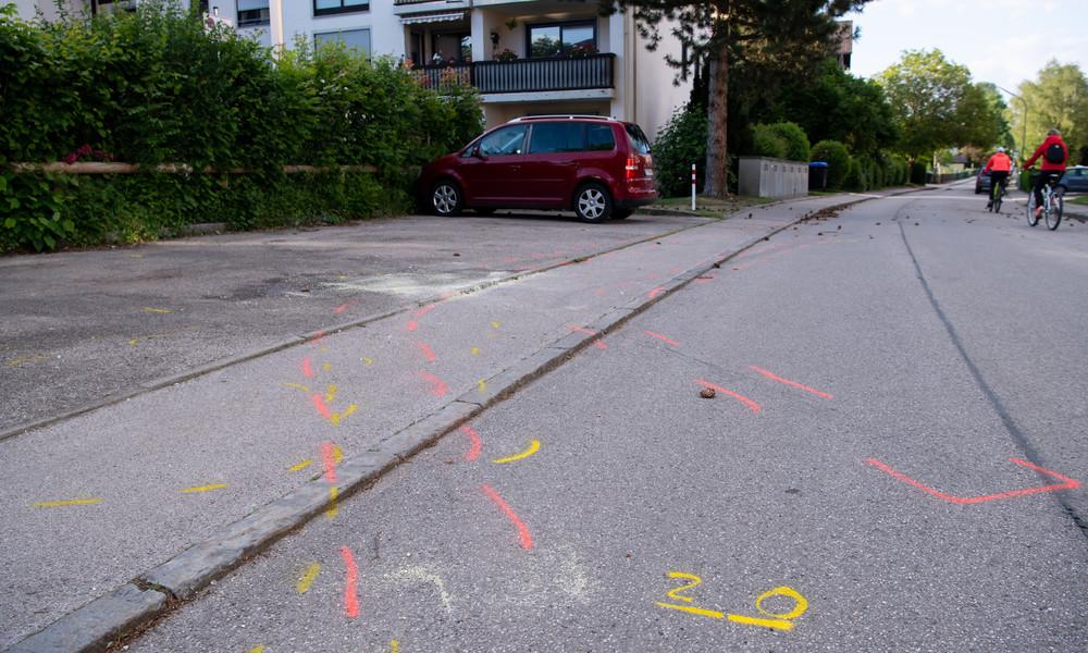 Bayern: Mann fährt in Gruppe von Fußgängern – Polizei vermutet Beziehungstat
