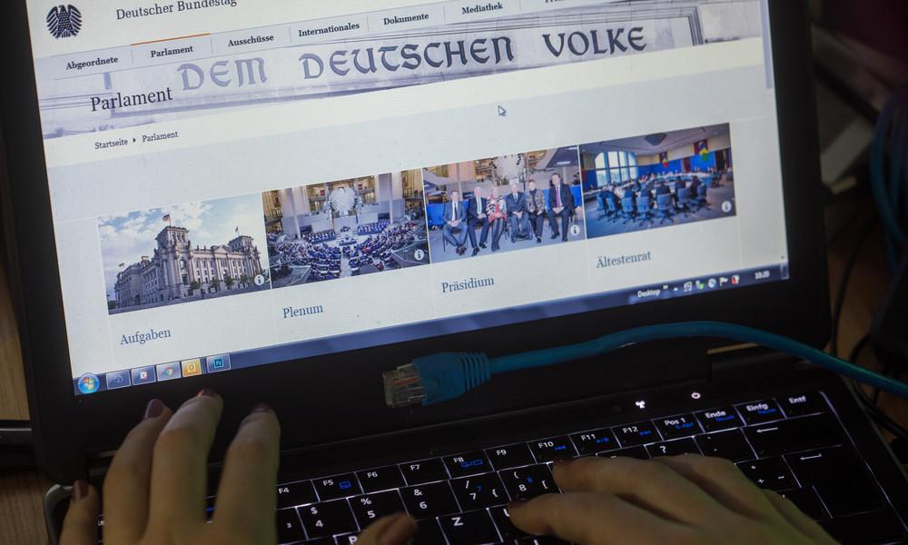 Hackerangriff auf Bundestag: Russland weist Vorwurf der Beteiligung zurück