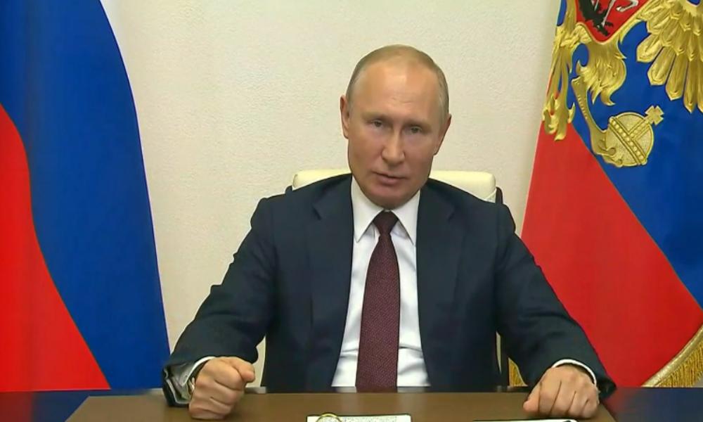 """""""Corona-Höhepunkt überwunden"""": Putin verlegt Siegesparade 2020 auf historisches Datum"""
