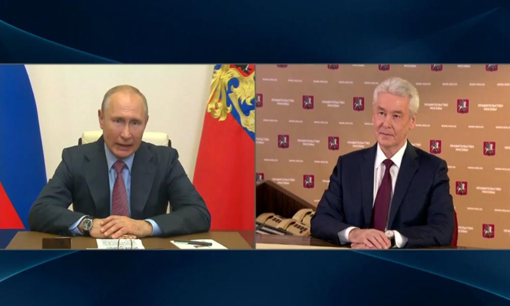 Moskau: Pandemiebedingte Beschränkungen werden zum 1. Juni gelockert
