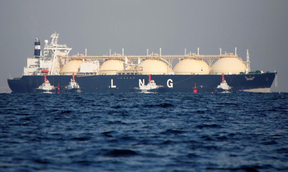 US-Exporte von Flüssiggas gehen wegen Corona um ein Drittel zurück