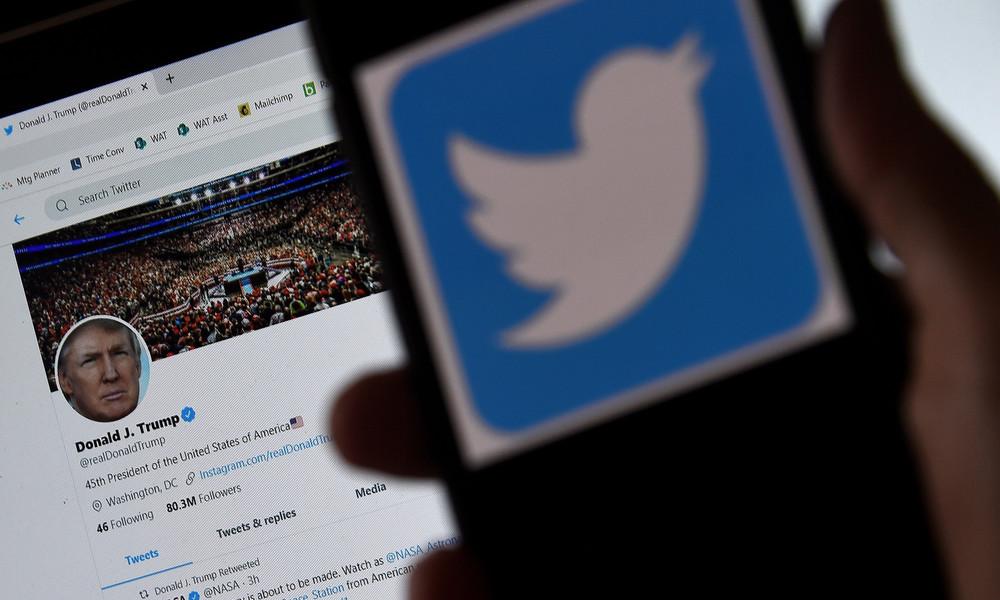 Nach Twitter-Faktencheck: Weißes Haus kündigt Verfügung Trumps zu sozialen Medien an