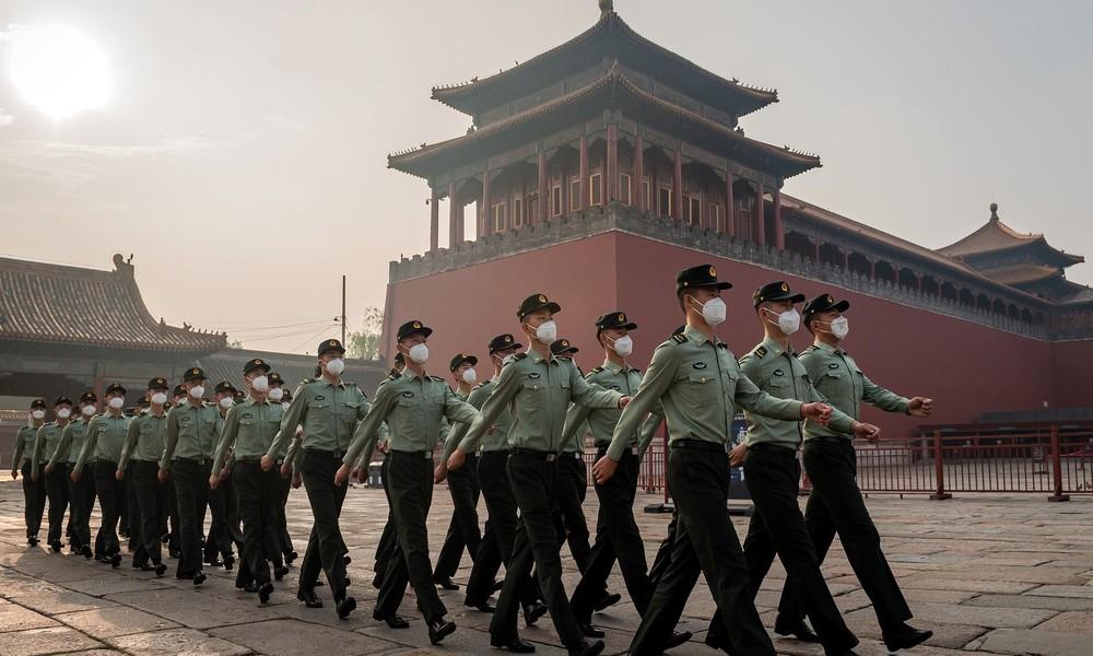 """""""Angriff auf Taiwan ist eine Option"""" – Chinesischer General warnt vor Unabhängigkeitsbestrebung"""