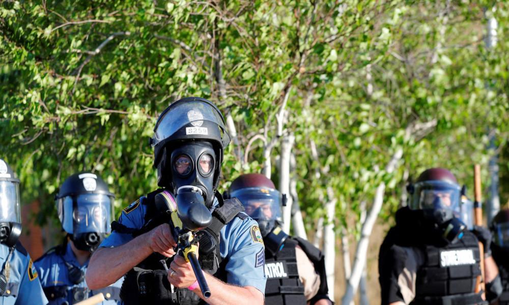Unruhen in Minneapolis: CNN-Crew während Live-Übertragung von Polizei abgeführt