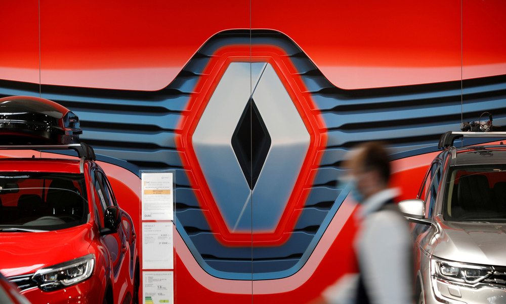 Fast 15.000 Jobs betroffen: Arbeiter protestieren gegen Sparpläne bei Renault