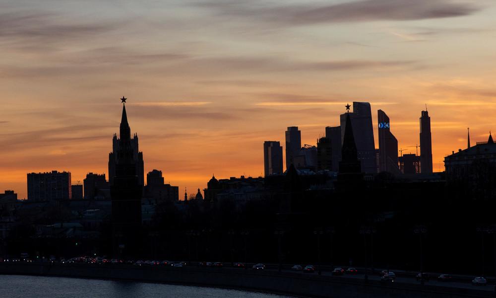 Russische Wirtschaft schrumpft im April um 12 Prozent aufgrund von Corona-Maßnahmen