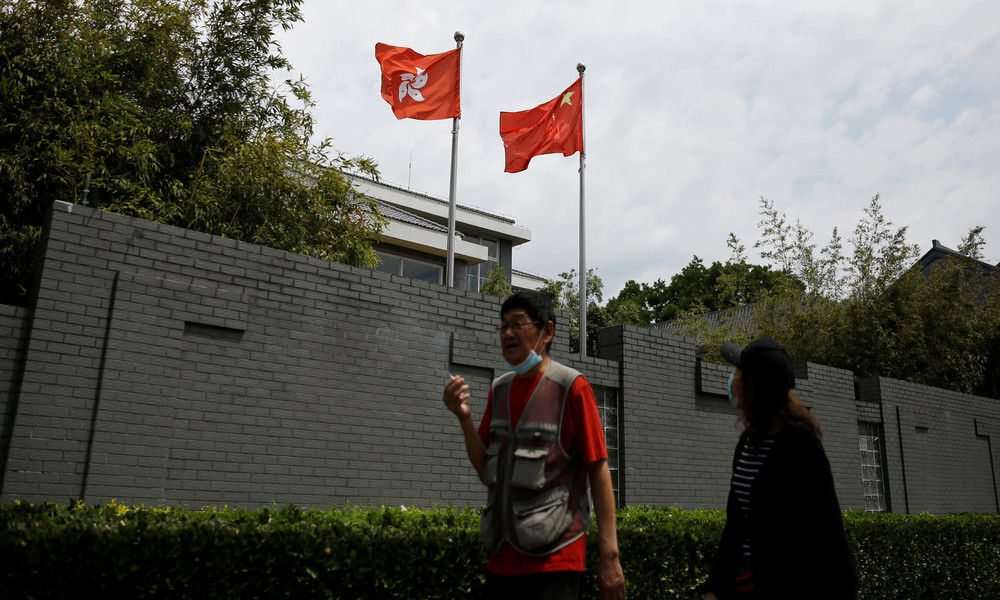 """""""Nicht mehr ausreichend autonom"""": USA wollen Hongkong alle Vorteile streichen"""