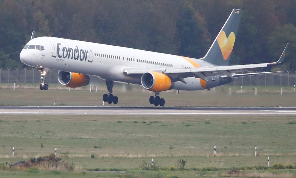 Deutsches Flugzeug bringt zwölf Tonnen Hilfsgüter nach Venezuela