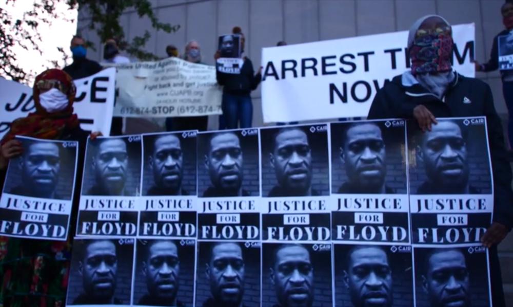 USA: Landesweite, teils gewalttätige Proteste nach der Tötung von George Floyd durch Polizisten