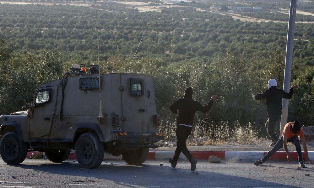 Israelische Armee bereitet sich auf Unruhen im Westjordanland vor