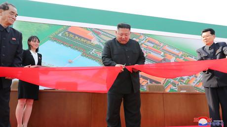 Kim Jong-un zeigt sich nach wochenlanger Abwesenheit in Öffentlichkeit