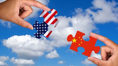 Passt nicht mehr zusammen: Obwohl sie wirtschaftlich eng verflochten sind, entzweien sich die USA und China immer stärker voneinander.