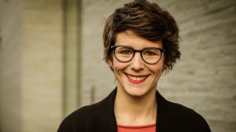 WDR-Journalistin Ann-Kathrin Stracke