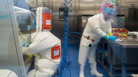 COVID-19-Pandemie: BND bezweifelt Geheimdienstpapier mit Vorwürfen gegen China (Archivbild)