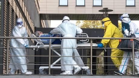 Mehr als vier Millionen Corona-Infektionen weltweit – Russland zählt gut 11.000 Fälle an einem Tag (Archivbild)