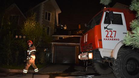 Gebiet Moskau: Mehrere Tote bei Brand in Altenheim