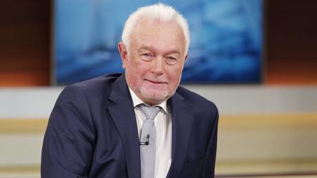 Wolfgang Kubicki, stellvertretender Bundesvorsitzender der FDP, zu Gast in der ARD-Sendung