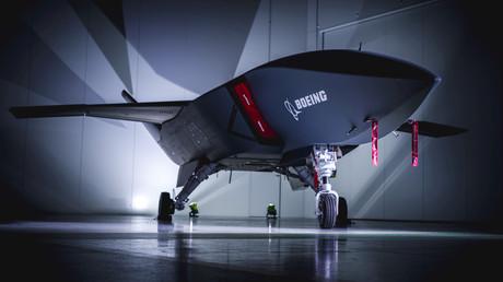 Gehört nun zum Arsenal der australischen Luftwaffe: Die Drohne