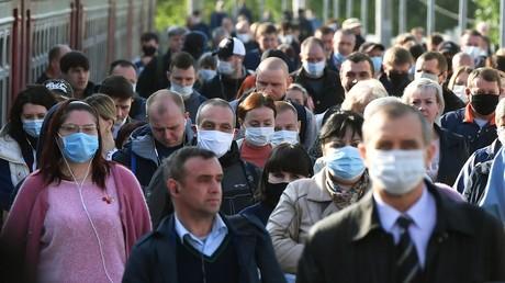 Russland dringt auf den zweiten Platz nach Corona-Fällen vor – mehr Infektionen nur noch in den USA