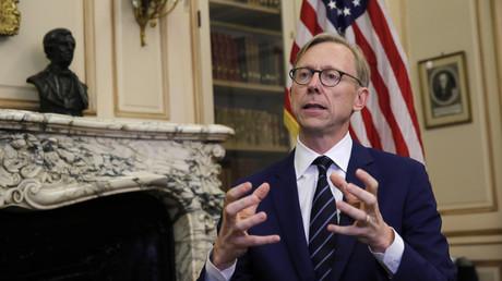 Brian H. Hook, US-Sondergesandter für den Iran und hochrangiger Berater des US-Außenministers, in einem Interview mit Reuters, 27. Juni 2019