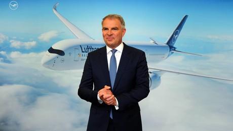 Den Vorstandsvorsitzenden der Deutschen Lufthansa AG, Carsten Spohr, dürfte das Ergebnis der Verhandlungen zwischen dem Luftfahrtkonzern und der Bundesregierung erfreut haben.