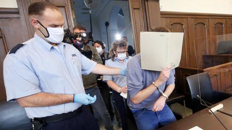 Der wegen schwerem Kindesmissbrauch verurteilte Bundeswehrsoldat Bastian S.