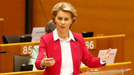 750 Milliarden Euro: EU-Kommission stellt Konjunkturprogramm vor
